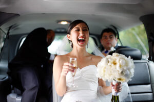 Anguilla wedding Limo